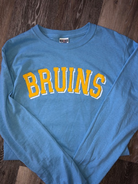 Jerzees Bruins long-sleeve